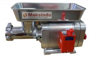mesin giling daging taiwan murah berkualitas maksindo 300x191 Video Cara Menggiling Daging dengan Mesin Meat Grinder