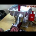 Mesin Pembuat Bakso Maksindo Bisa Didapat di Bogor